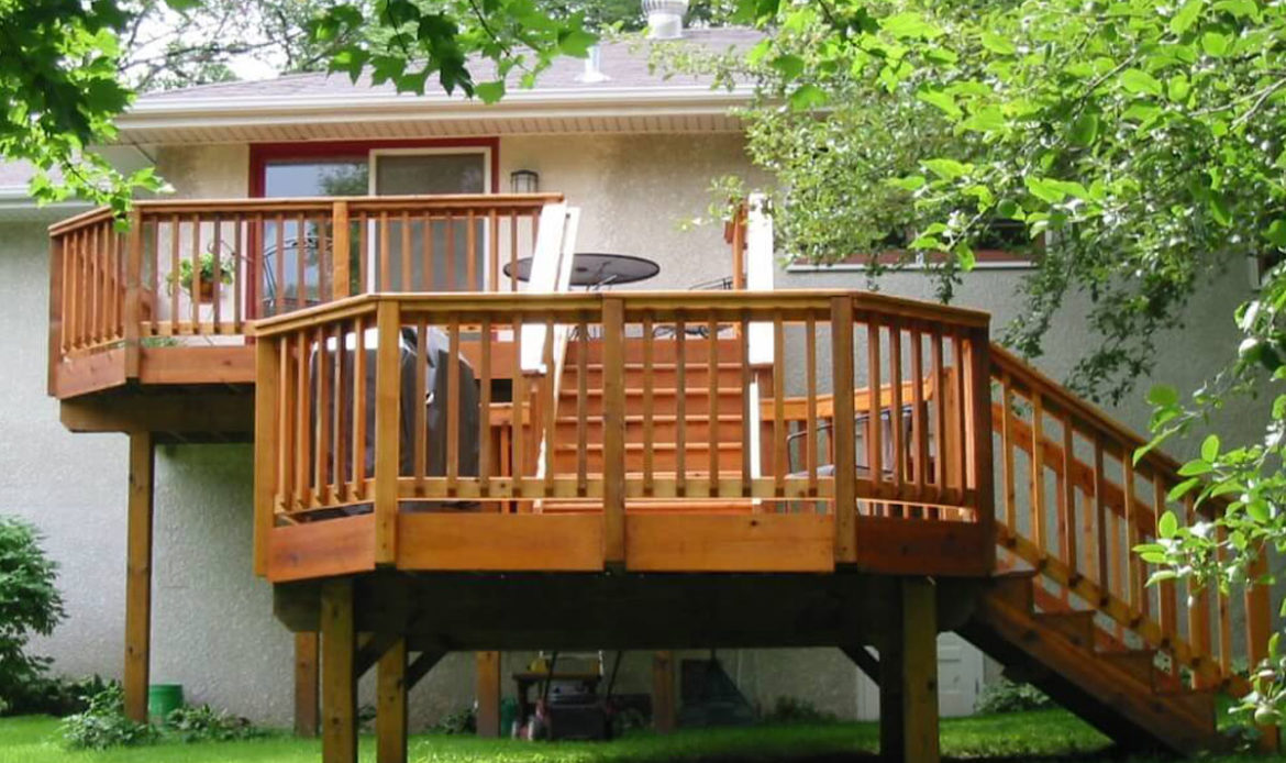 Residential Decks Screened Porches Patios | General